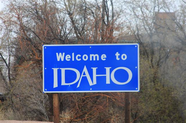 Idaho was not in our plans
