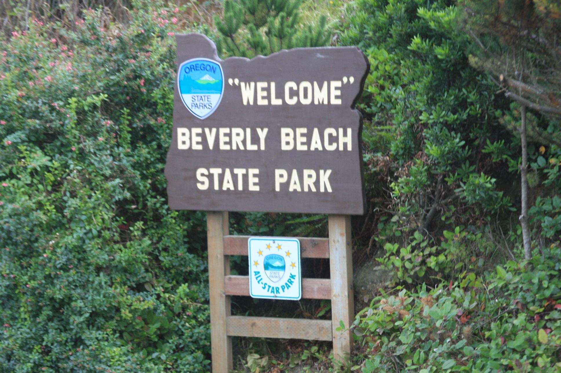 Beverly Beach State Campground