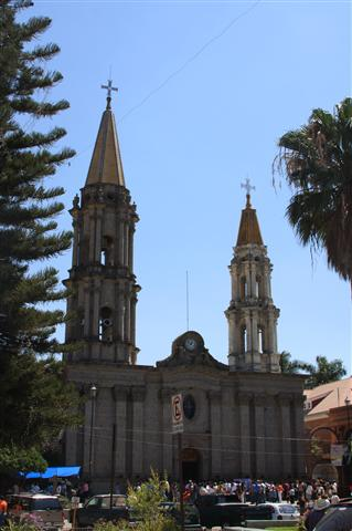 Church at Chapala