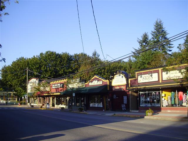 Town of Ft Langley