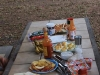 Poohnuts picnic lunch
