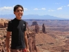 Andrew at Canyonlands