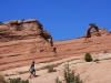 Hike to Gentle Arch