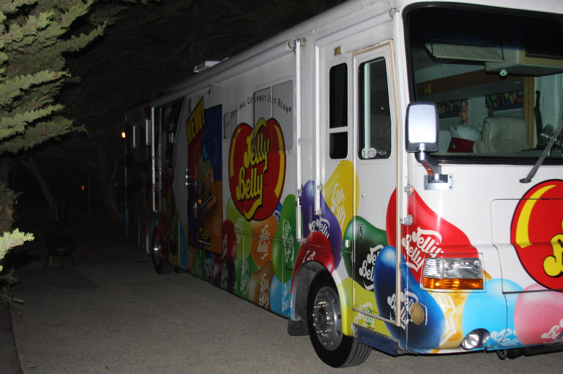 Jelly Belly RV