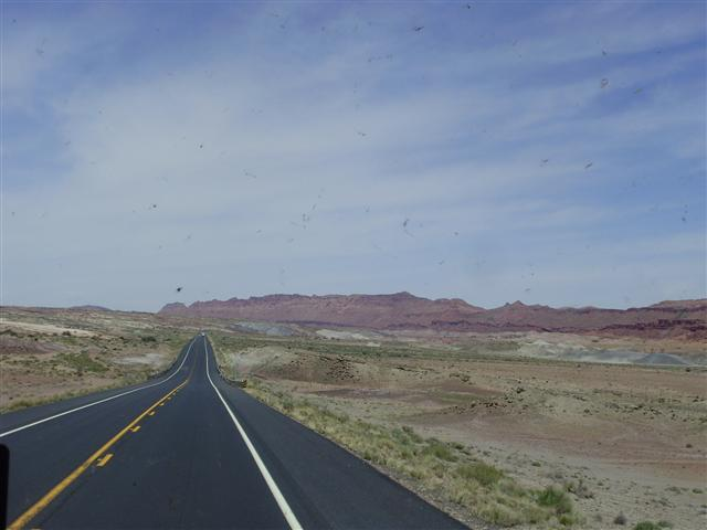 Into the Painted Mountains