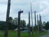 Totem forest