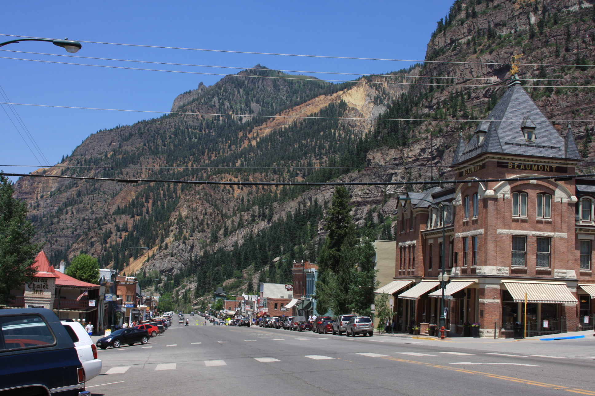 Main St. Ouray