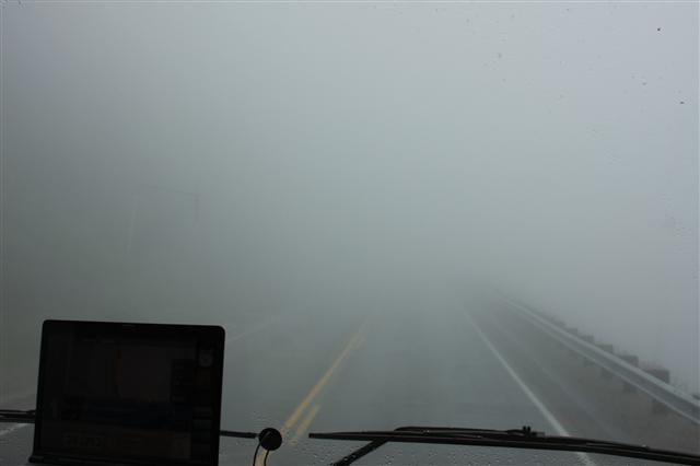 Where\'s the road??