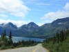 Driving to Skagway